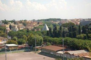 Pyramid of Gaius Cestius