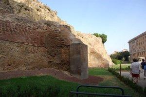 Servian Walls