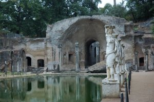 Hadrian's Villa Tivoli