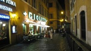 Giolitti's, Rome