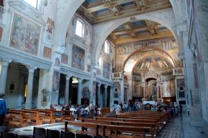 Santa Prassede Rome